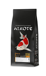 Изображение AL-KO-TE, 1-season feed for Kois, summer months, floating pellets, staple food Multi Mix, Length: 6 mm