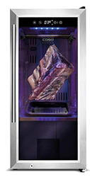 Picture of  Roll over image to zoom in Meat, Cheese, Salami Mature Cabinet – Dry ageing dry Aged Fridge – New – Professional System