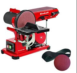 Picture of Universal Stand Reel Sanding Disc TC 400 – (375 Watt 230 V/50 Hz, 1450 RPM, 1 Sandpaper Sanding Belt and 1 Plate)