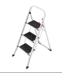 Изображение Hailo 4397-901 K20 150 kg Capacity Household Steps (3 Steps)