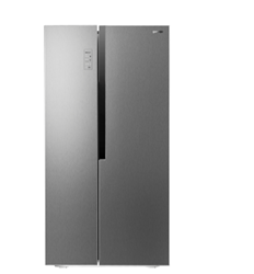 Изображение GORENJE NRS9182MX Side-by-Side (343 kWh / year, A ++, 1786 mm high, brushed stainless steel)