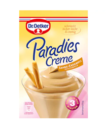 תמונה של  Dr. Oetker paradise cream cream caramel for
