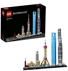 Изображение LEGO Architecture 21039 Shanghai Collector's Model