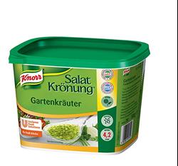Изображение Knorr Salatkrönung Garden Herbs 500 g, 1 Pack (1 x 0.5 kg)