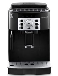Picture of DeLonghi ECAM 22110 SB Fully Automatic Coffee Machine (1450 Watt, 1.8 Litres, 15 Bar, Steam Nozzle), Coffee machine, Black