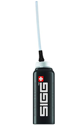 Picture of Sigg NAT Unisex Carabiner Aluminium Bottle Black 1.0