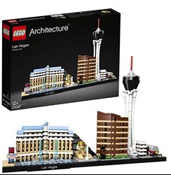 Изображение LEGO Architecture Skyline Collection 21047 Las Vegas Construction Kit
