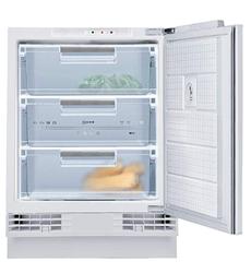 Picture of Neff GU 246 A2 Freezer Energy Efficiency Class A +/82,00 cm High/184 kWh/Year/Freezer 98 L/Vollintegrier Bar [Energieklasse A+]