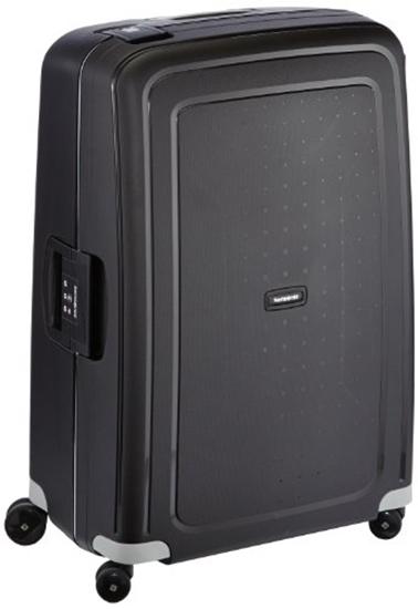 """תמונה של טרול סמסונייט אסקיור ספינר L 75 ס""""מ בצבע שחור"""