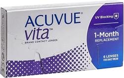 Изображение Acuvue Vita 6lenses per pack