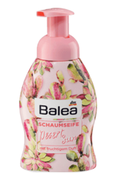 Picture of Balea Foam hand soap Desert Sun, 250 ml