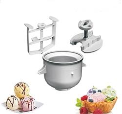 Picture of KitchenAid ice cream maker original accessories 5KICA0WH