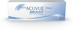 תמונה של עדשות מגע יומיות 1 Day Acuvue Moist (30 lenses) Johnson & Johnson