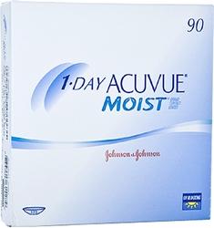 Picture of 1 Day Acuvue Moist (90 lenses) Johnson & Johnson