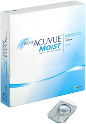 Изображение 1 Day Acuvue Moist for Astigmatism (360 lenses) Johnson & Johnson Yearly package