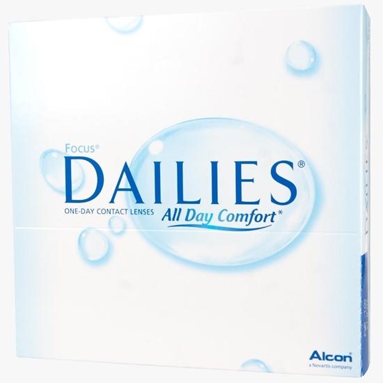 תמונה של עדשות מגע יומיות Dailies All Day Comfort מבצע חם! -4.5