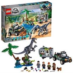 Изображение LEGO 75935 - Jurassic World Baryonyx 'showdown: the treasure hunt, construction kit