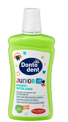 Picture of Dontodent Mouthwash - Kids