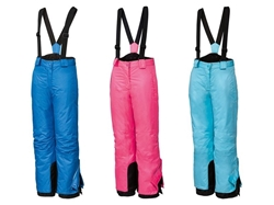 Изображение CRIVIT®PRO toddlers ski pants for girls