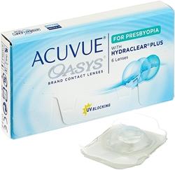 Изображение Acuvue Oasys for Presbyopia