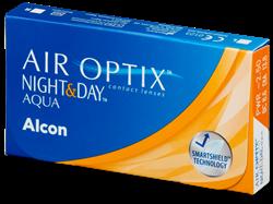 Изображение Alcon Air Optix Aqua Night & Day (6 pcs.)