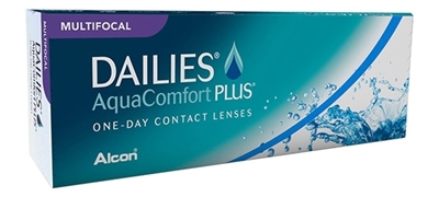 Изображение Alcon Dailies AquaComfort Plus Multifocal (30 pcs.)