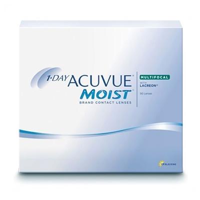 Изображение Johnson & Johnson 1 Day Acuvue Moist Multifocal ( (90 units))