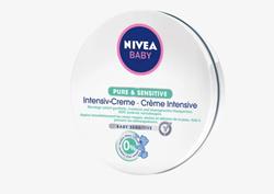 Picture of NIVEA BABY Care Cream Pure & Sensitive Intensive Cream, 150 ml