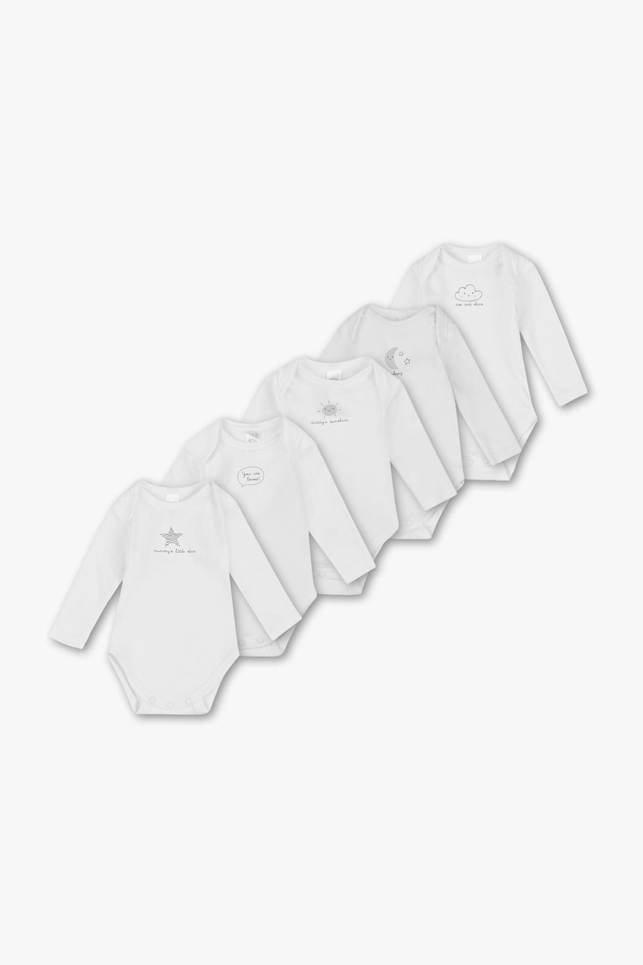 Mothercare 5er-Pack Slips