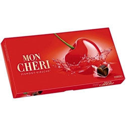Picture of Ferrero Mon Cheri Piedmont cherry