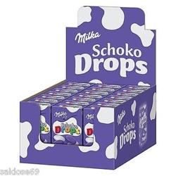 תמונה של 21 קופסאות סוכריות השוקולד מילקה