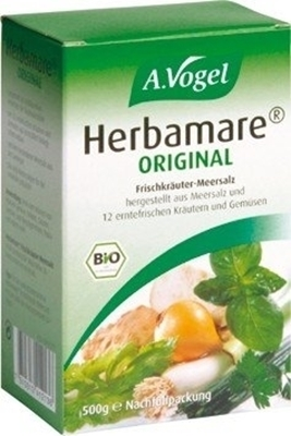 Изображение A. Vogel Herbamare herbal sea salt, 500 g, bio