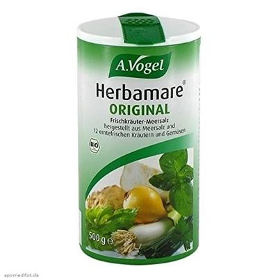 תמונה של א פוגל Herbamare מלח 500 גרם, ביו