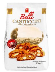 תמונה של Belli - שקדי Cantuccini 250g