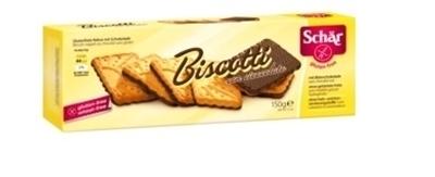 תמונה של con ביסקוטי cioccolato ביסקוויטים ללא גלוטן