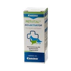 תמונה של Canina Petvital Bio Activator Vet. 20 ml