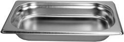 תמונה של Gastronorm מיכל 1 ליטר מיכל 40mm 1/4 פלדה סטנדרטית מיכל Gastro חלד GN
