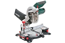 תמונה של Metabo KS 216 M 240 V Laser Slide Compound Mitre Saw