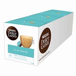 Изображение NESCAFÉ Dolce Gusto Flat White | 48 coffee capsules
