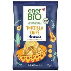 Изображение enerBiO Tortilla chips sea salt