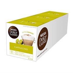 Изображение NESCAFÉ Dolce Gusto Cappuccino / 48 coffee capsules