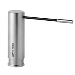 Изображение KWC Z.536.060.700 Ono Stainless Steel Soap Dispenser