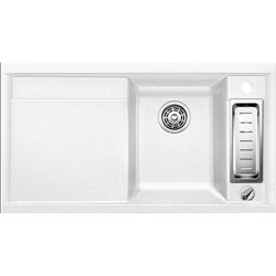 Picture of BLANCO Axia II 5 S-F SILGRANIT granite sink white 517650