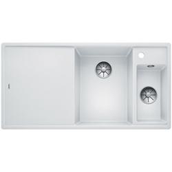 Picture of BLANCO AXIA III 6 S-F SILGRANIT granite sink white 522166