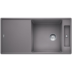 Picture of BLANCO AXIA III XL 6 S-F SILGRANIT granite sink rock gray 522190