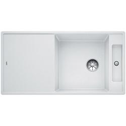 Picture of BLANCO AXIA III XL 6 S-F SILGRANIT granite sink white 522192