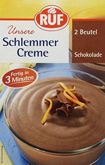 Picture of RUF Schlemmercreme Schokolade, 10er Pack (10x 2 Beutel)