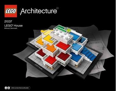 תמונה של לגו 21,037 אדריכלות אדריכלות לגו בית בילונד דנמרק