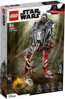 Изображение LEGO 75254 Star Wars AT-ST Robber Construction Kit, Multi-Colour