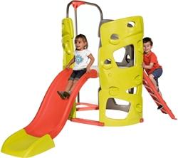 Изображение Smoby adventure climbing tower with slide